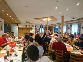 Volles Haus beim Europaparteitag des SPD-Unterbezirks in Mitteleschenbach